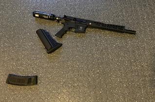 Suspect Weapon